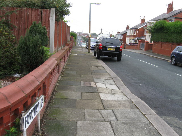 Fordway Avenue, Blackpool