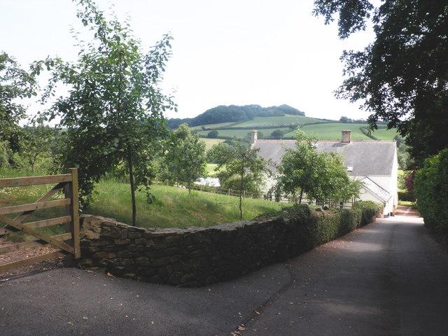 Gunstone House, near Crediton