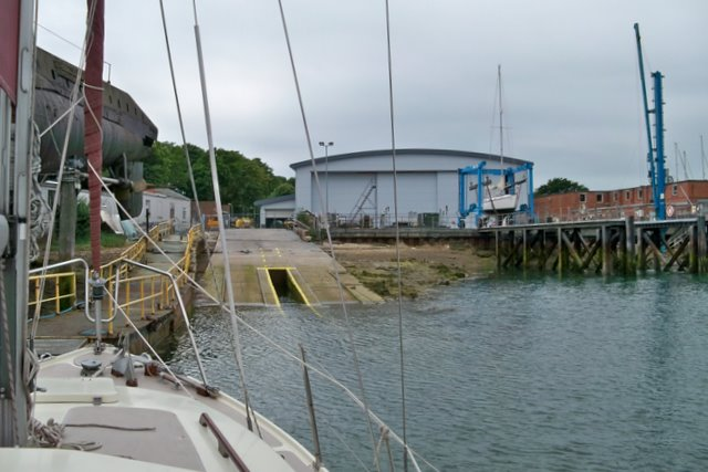 New Boat Shed - Gosport