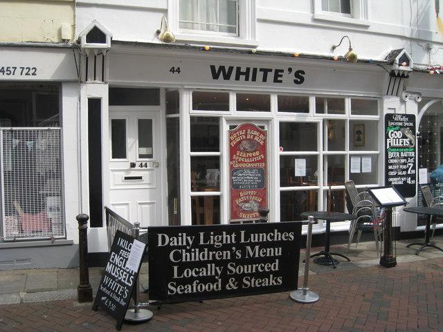 White's, George Street