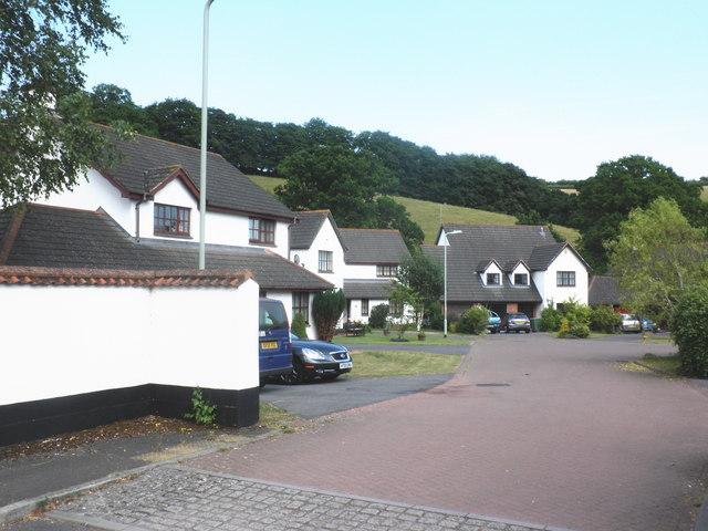 Elston Meadow, Crediton