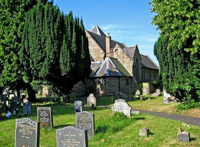 St. Nicholas' Church (2), Ombersley Street West