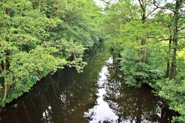 River Nidd, Pateley Bridge