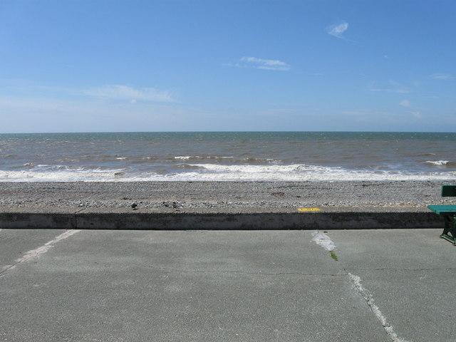 Promenade Rossall Beach, Cleveleys