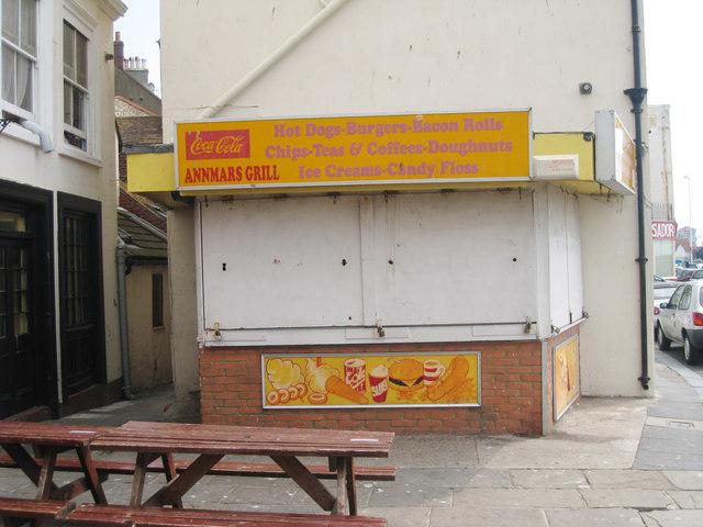 Annmars Grill, West Street