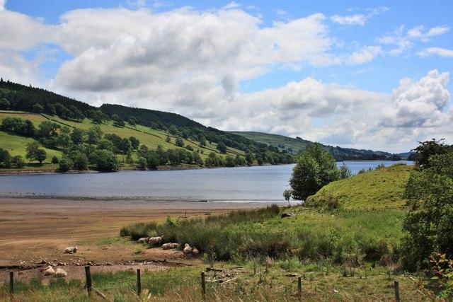 Gouthwaite Reservoir, Nidderdale