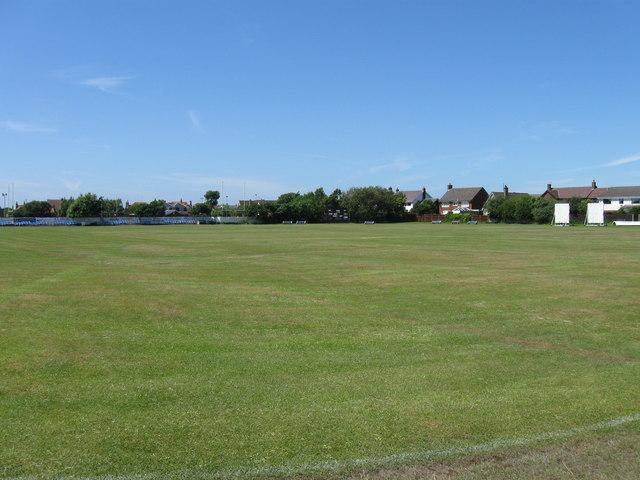 Fleetwood Cricket Ground