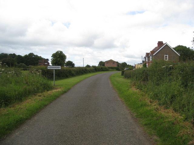 Approaching Aswardby