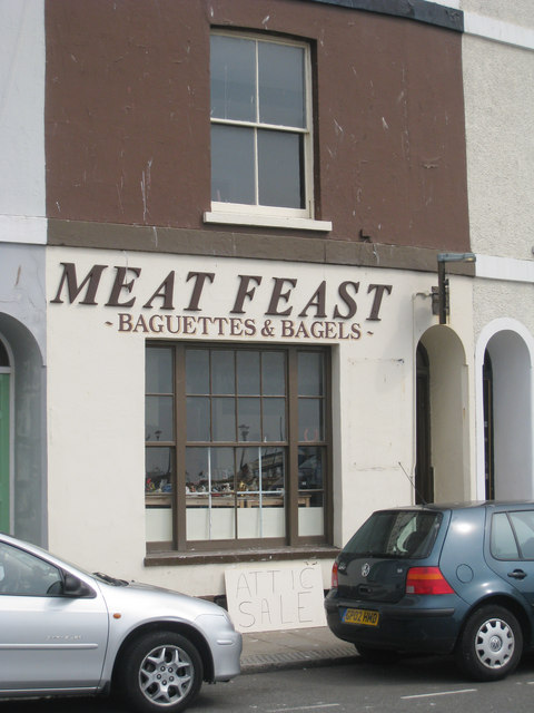 Meat Feast, Marine Parade