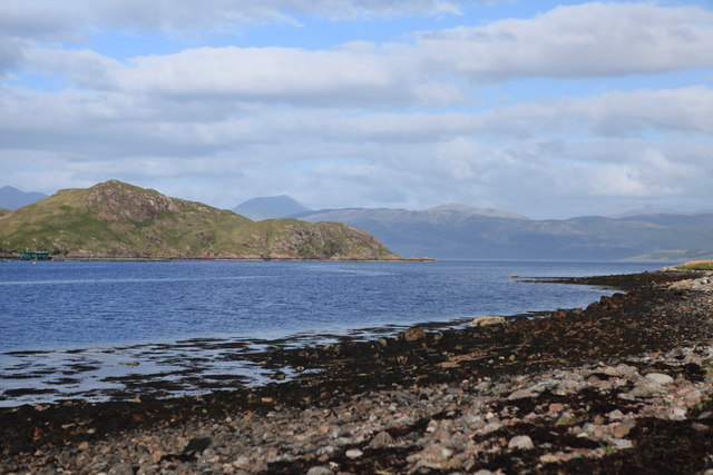 Southern Shore of Loch á Choire