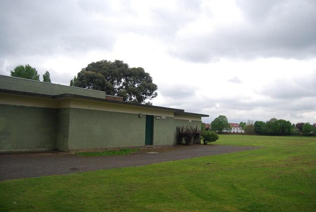 Toilets, Alexandra Recreation Ground