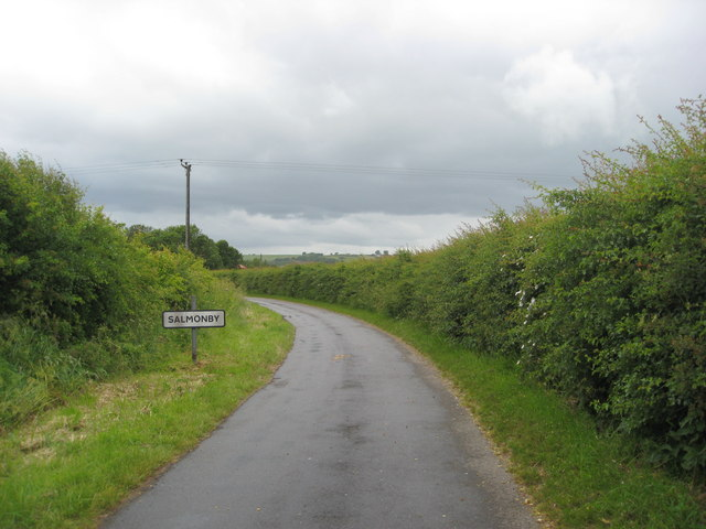 Approaching Salmonby