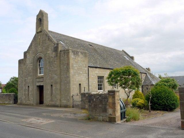 United Reformed Church, Crookham