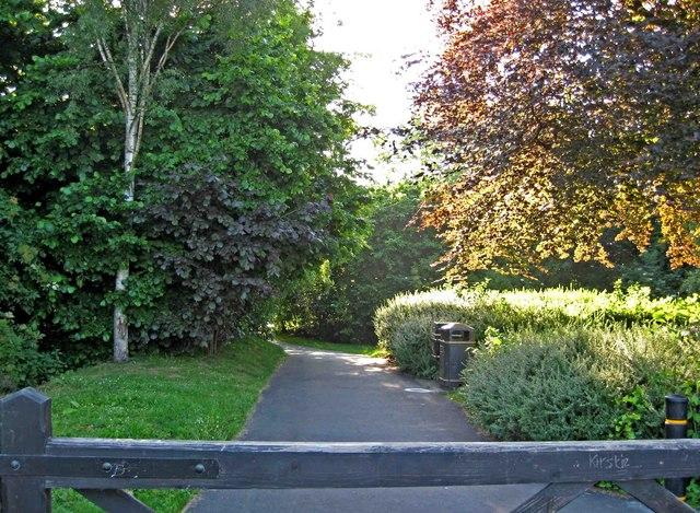 Vines Park by Kidderminster Road