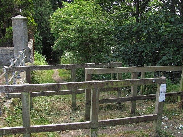 Path, Gattonside