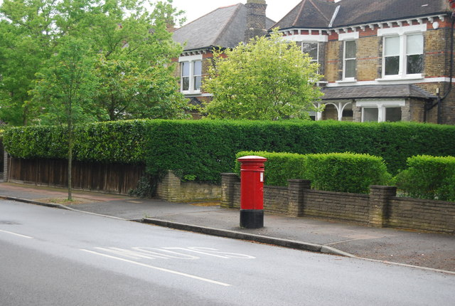 Postbox, Cator Rd
