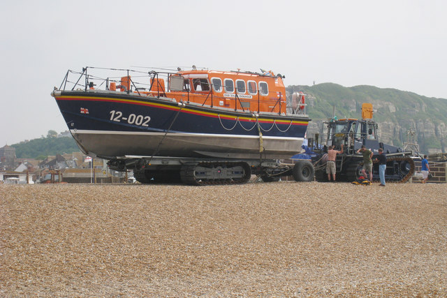 RNLB Sealink Endeavour