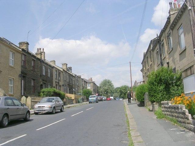 Bentley Street - Meltham Road