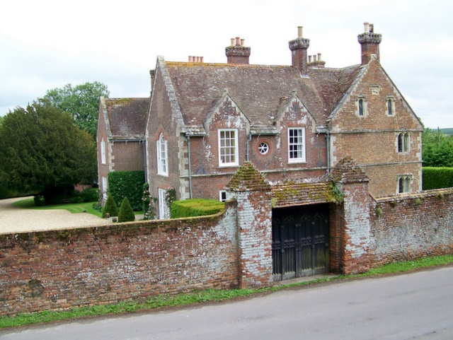 Abbey House, Witchampton