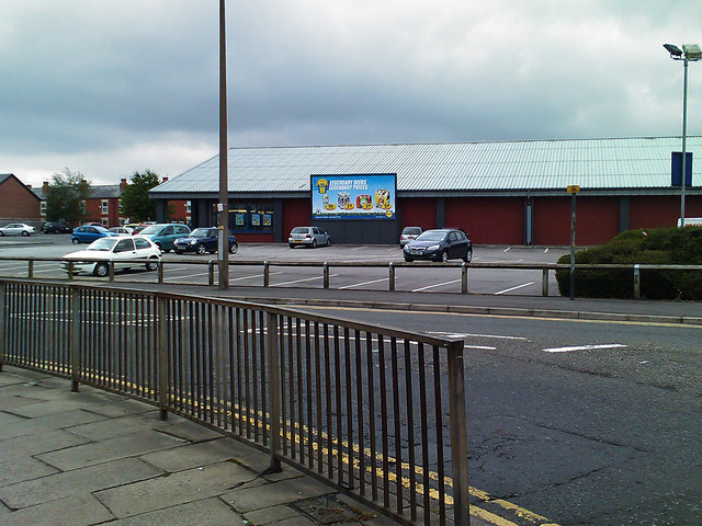 The Lidl at Pendleton