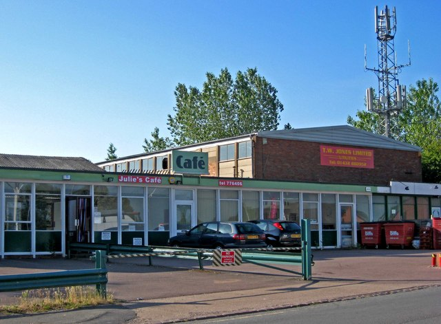 Julie's Cafe, 37 George Baylis Road