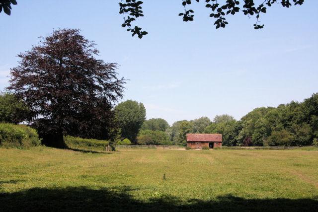 Field at Landwade