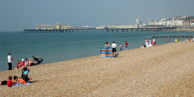Hastings Pleasure Pier