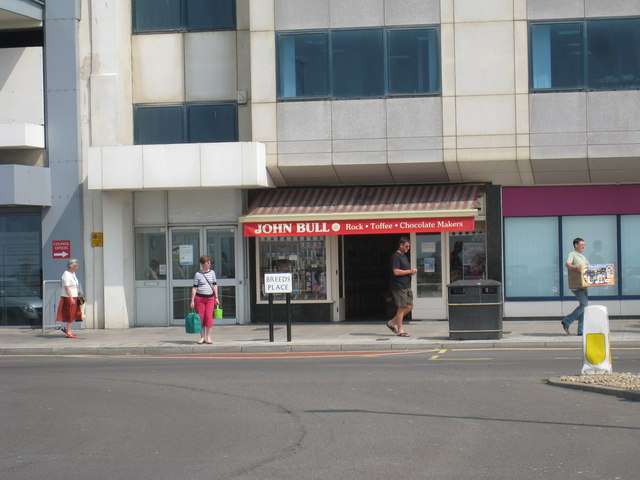 John Bull, Breeds Place