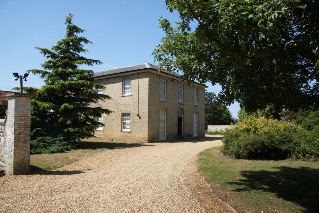 Fordham House