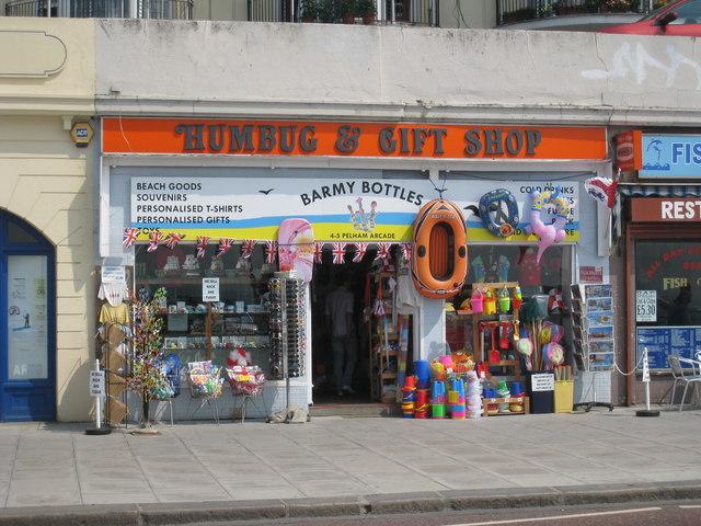 Humbug & Gift Shop, Pelham Place