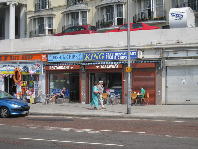 King Cafe Restaurant, Pelham Place