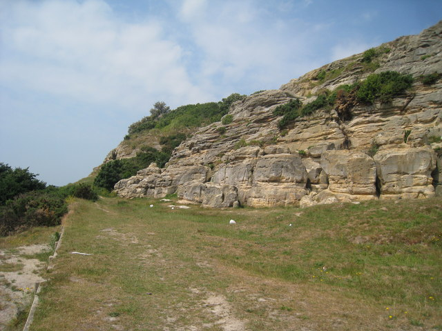 West Hill Cliffs