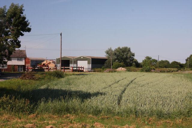 Ness Farm, near Fordham