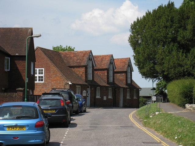View along Church Road