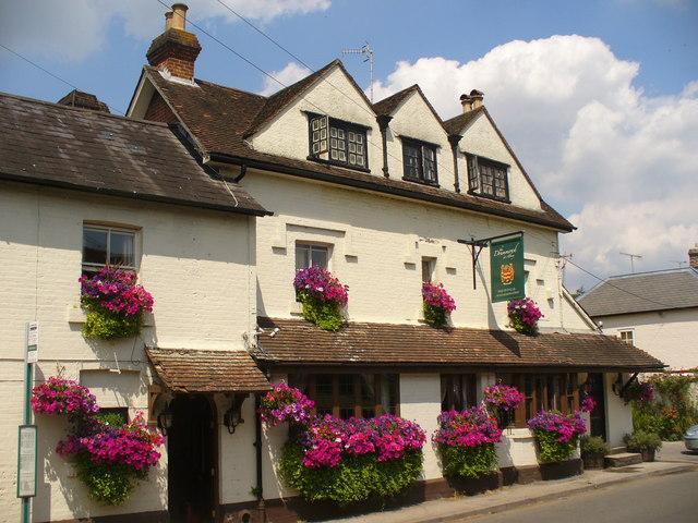 The Drummond Arms, Albury