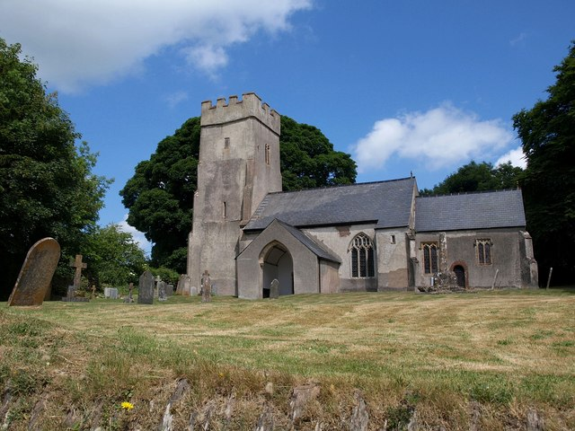 Church of St Mary Magdalene, Clatworthy