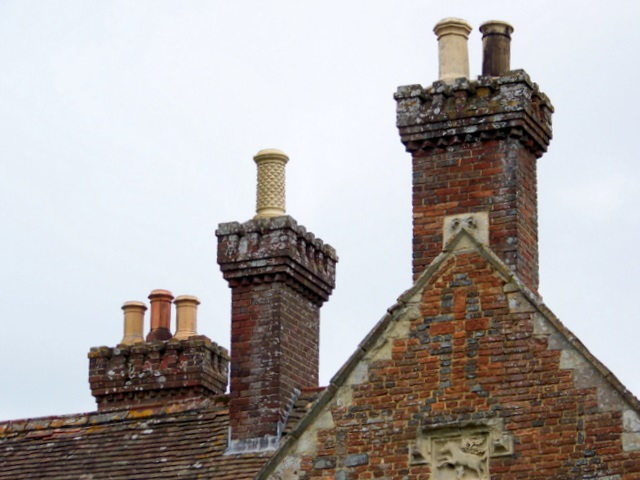 Chimneys, Abbey House