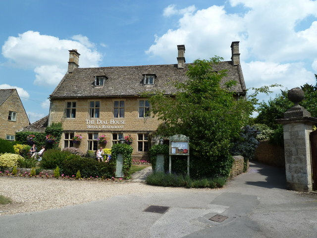 Dial House Hotel and Restaurant, Bourton on the Water