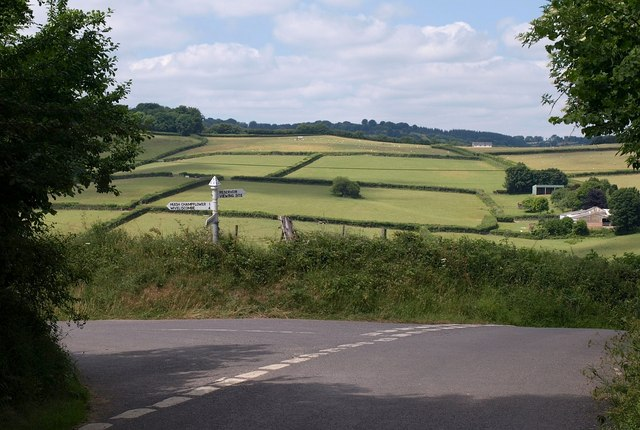 Junction, Clatworthy