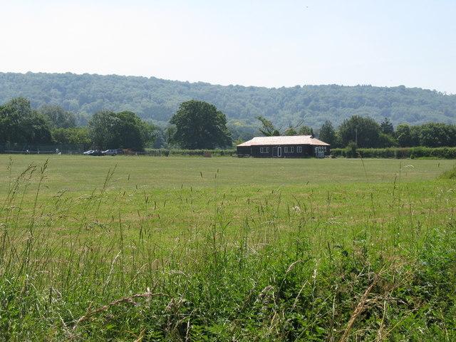 Pavilion on Graffham recreation ground