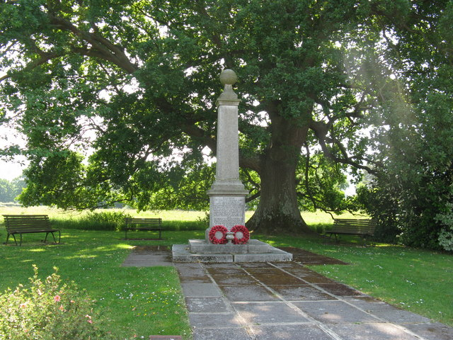 Graffham War Memorial