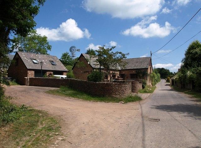 House, Clatworthy
