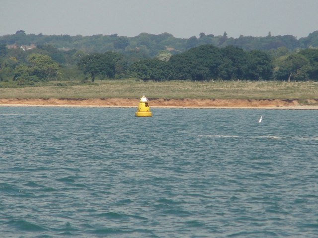 Coronation navigation buoy
