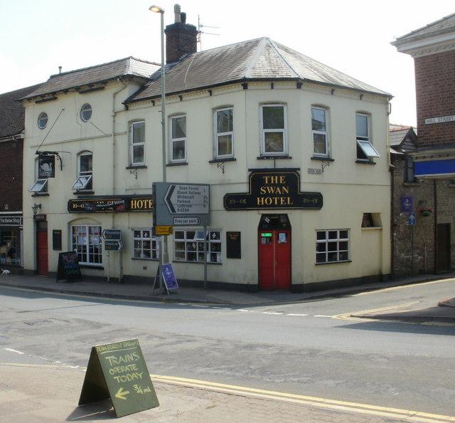 The Swan Hotel, Lydney