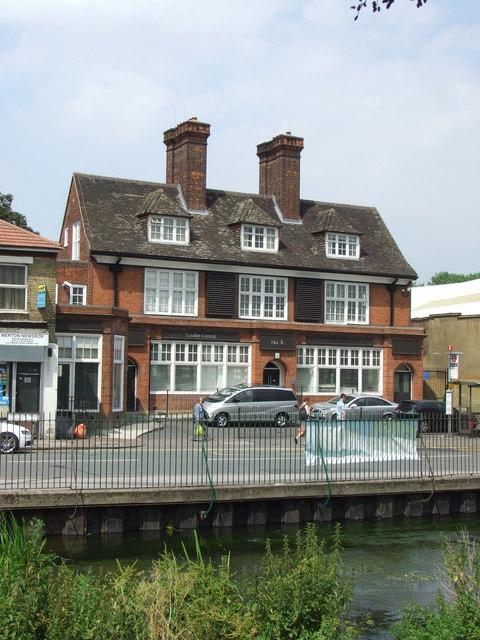 Former pub, Merton High Street