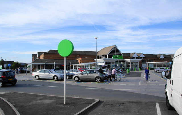Asda at Pilsworth