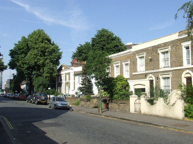 Williams Terrace, Commercial Way, SE15