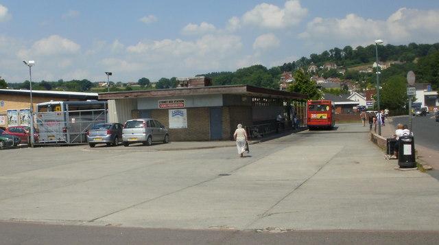 Lydney bus station