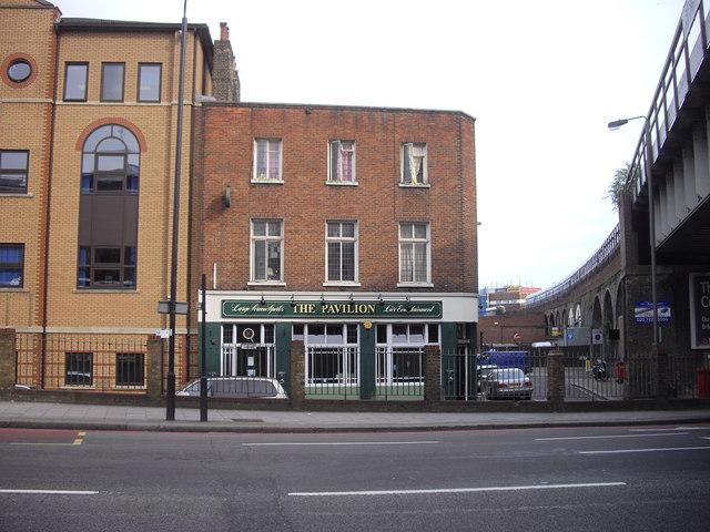 The Pavilion Public House, Battersea Park Road