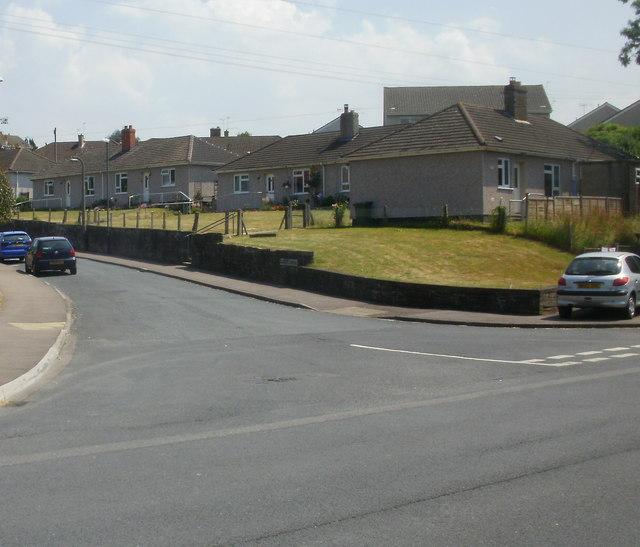 Bungalows, Klondyke Avenue, Lydney